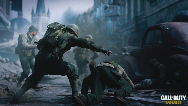 Call of Duty WWII Release Date Soon - Trailer and Improvements Available