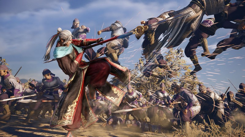 Dynasty Warriors 9 Built for PS4 from the Ground Up