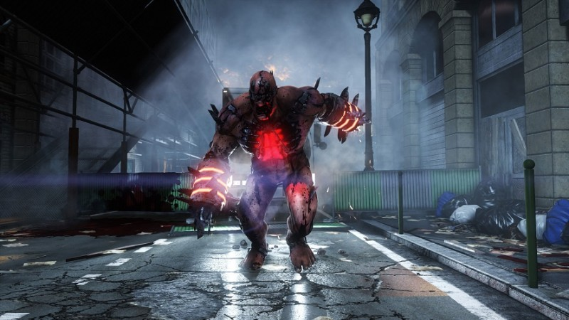 Killing floor 2 will not run at 4k resolution on xbox one for Killing floor xbox one