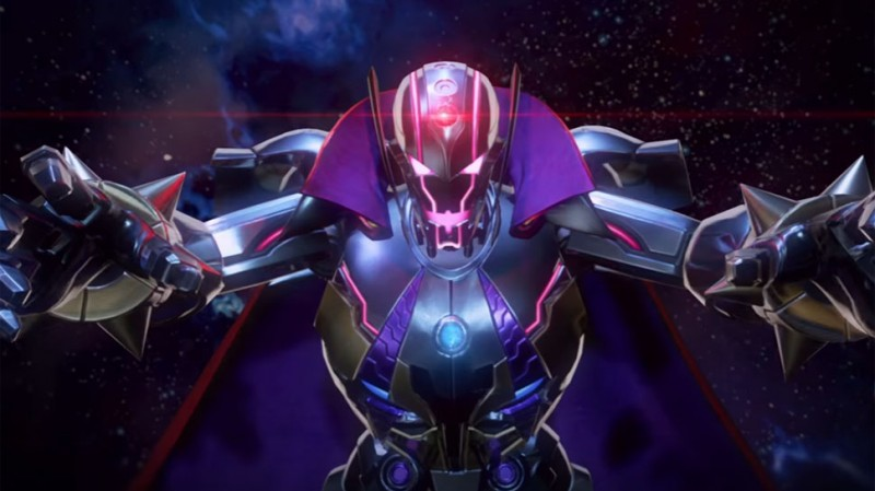 Marvel Vs. Capcom: Infinite Gameplay Footage