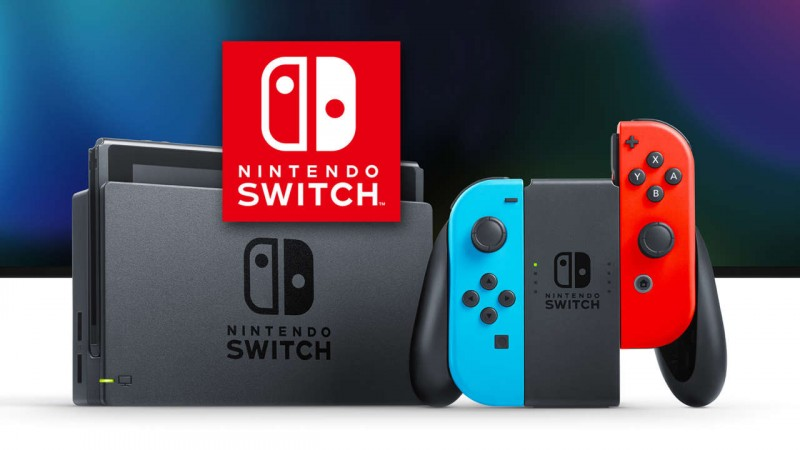 Nintendo Switch - More Games Still Coming In 2017