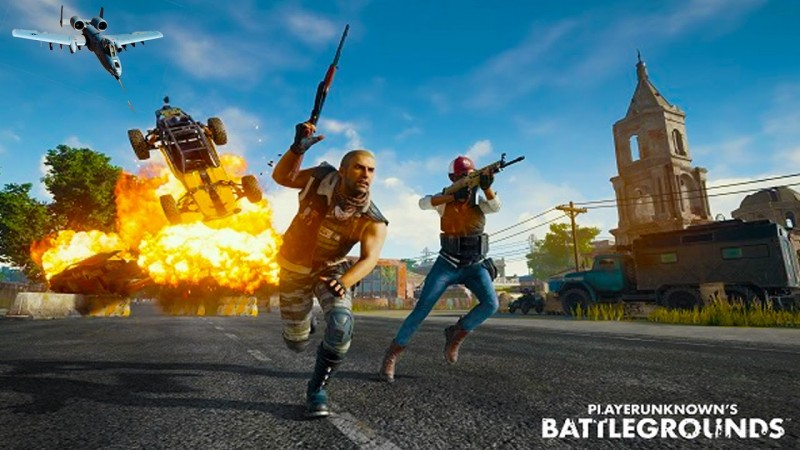Playerunknown S Battlegrounds Weapons: New PlayerUnknown's Battlegrounds Patch Live Now, Size 4.9