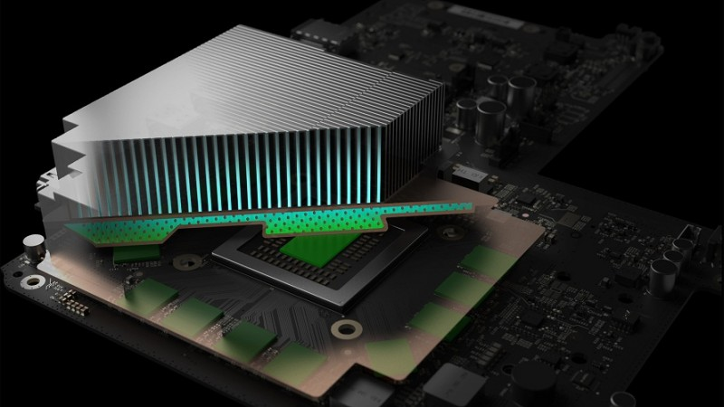 Project Scorpio GPU and CPU Customization