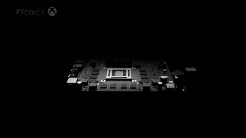 Xbox Project Scorpio Reveals Big Boost Memory and More!