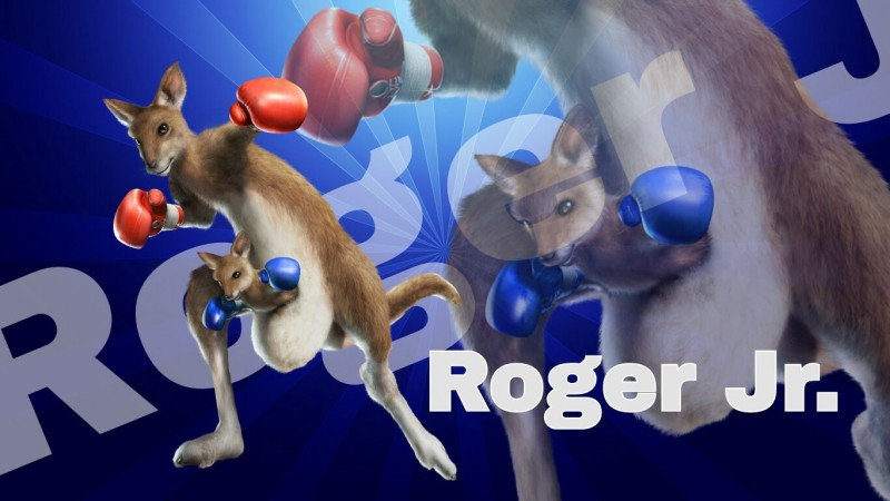 Tekken 7 Cuts Roger Jr. Animal Activism