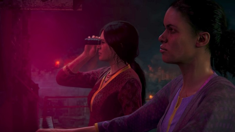 Uncharted: The Lost Legacy characters make their way to Uncharted 4 multiplayer