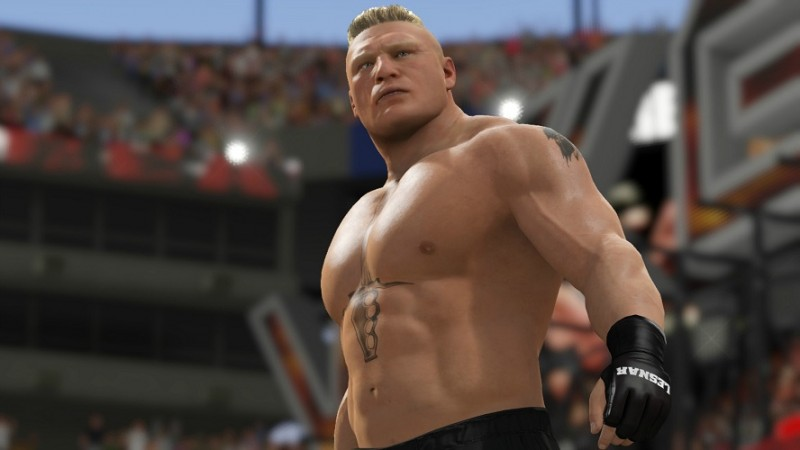 WWE 2K17 Free To Play Throughout The Weekend On Xbox One
