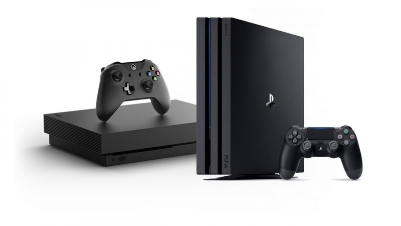 PS4 Pro Gamers VS XBOX ONE X Gamers - YouTube