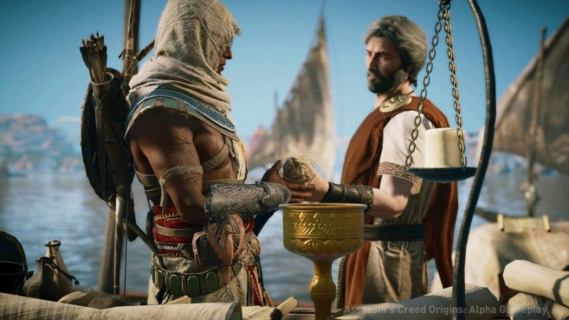Assassin's Creed Origins HDR Support For PC