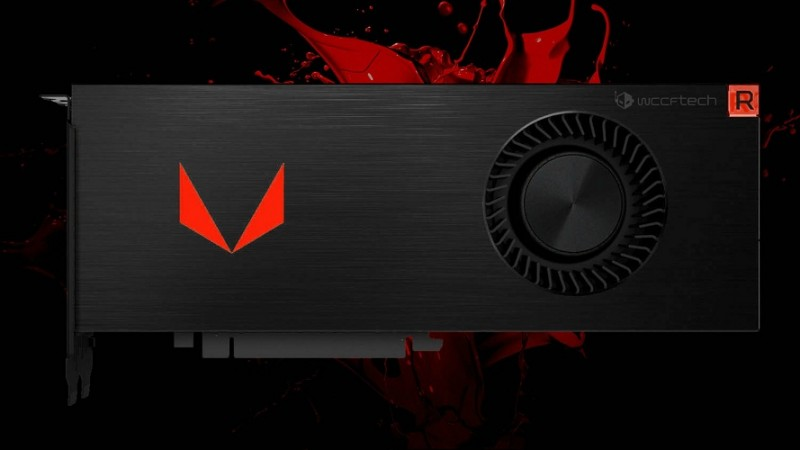 RX Vega GPU shows up in 3DMark database