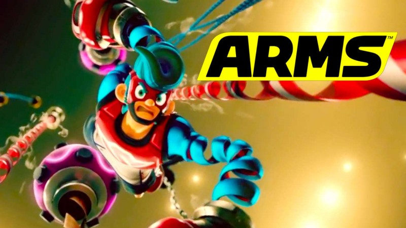 nintendo switch arms how to buy