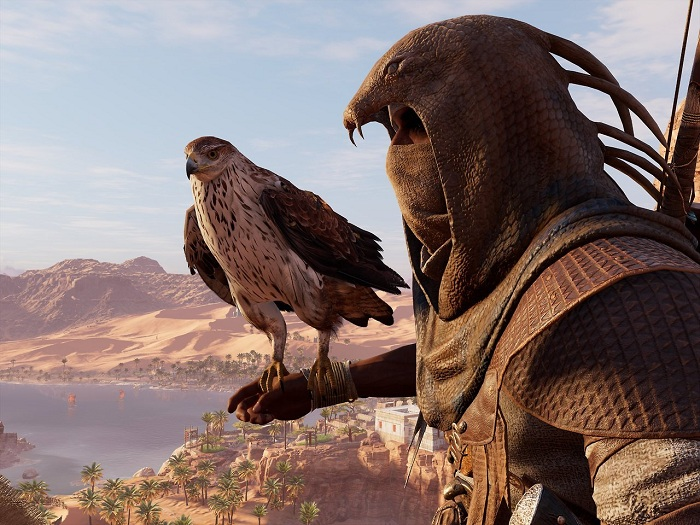 Assassin's Creed Origins is Getting a New Game + Mode
