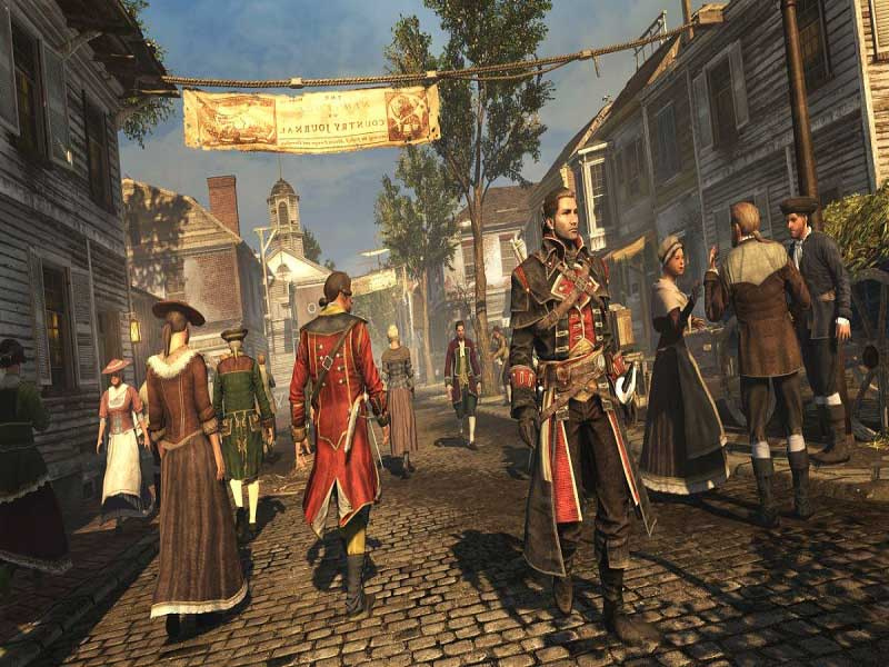 Yep, that long-rumored Assassin's Creed Rogue remaster is real