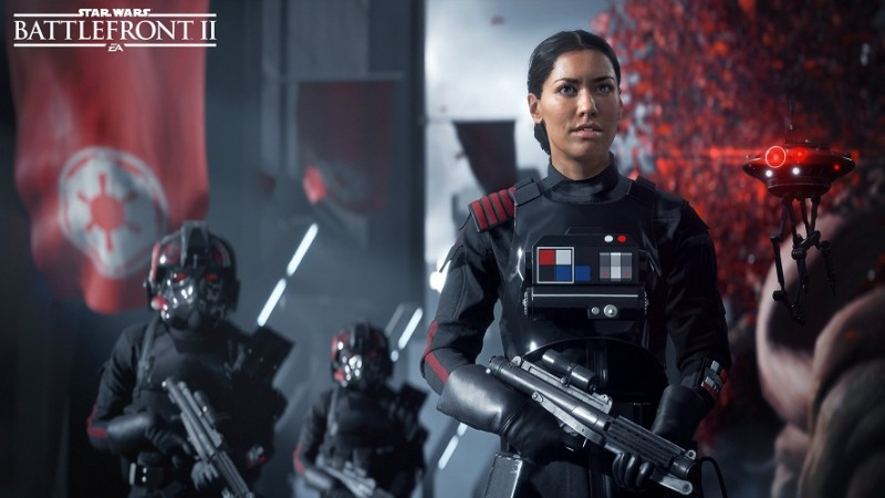 Star Wars: Battlefront II Singleplayer Campaign