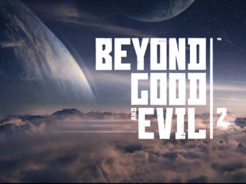 Our First Look At Beyond Good & Evil 2's In-Game Engine