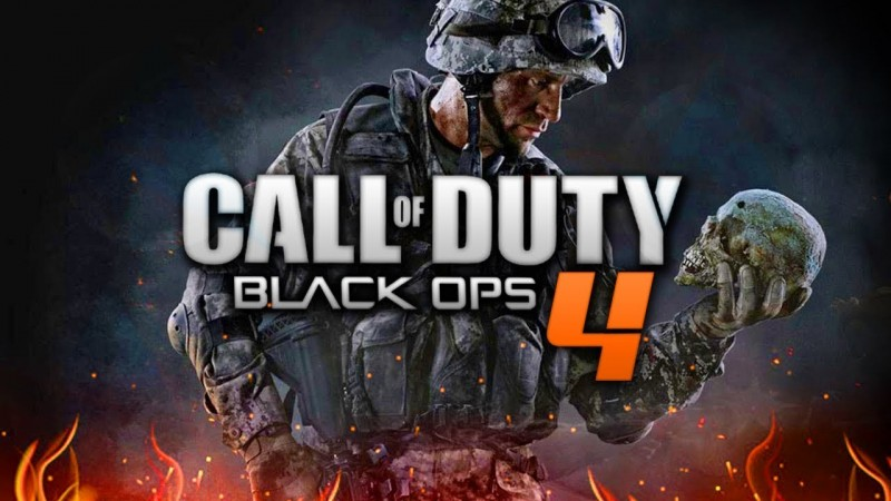 Call of Duty: Black Ops 4 Leaked