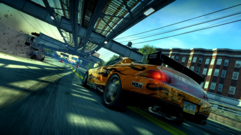 Burnout Paradise Remastered Nintendo Switch Version Not Planned