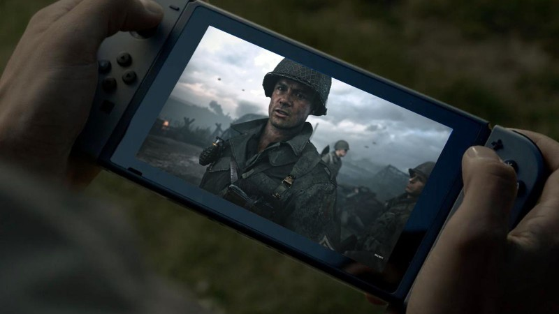 Image result for Call of Duty Nintendo Switch