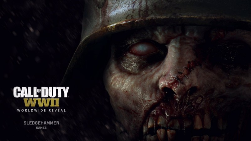 Call of Duty WW2: Nazi Zombies
