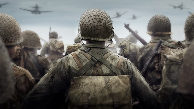Call of Duty WWII Patch 1.10
