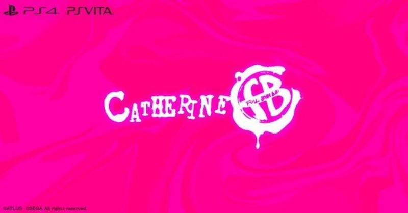 A Catherine remake to bring new content to PS4 and Vita