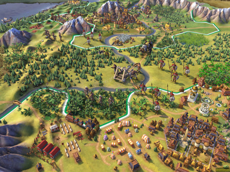 Civilization VI Demo Available Now on Steam, Full Game Also Discounted