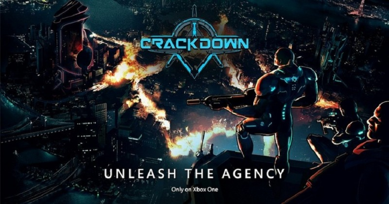 Crackdown 3 Release Confirmed For 2017
