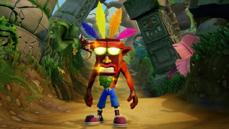 Sane Trilogy Dev Wants to Broaden Crash's Appeal and Create New Fans