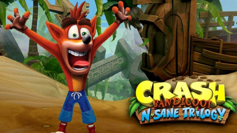 Crash Bandicoot N. Sane Trilogy Nintendo Switch Developer Revealed