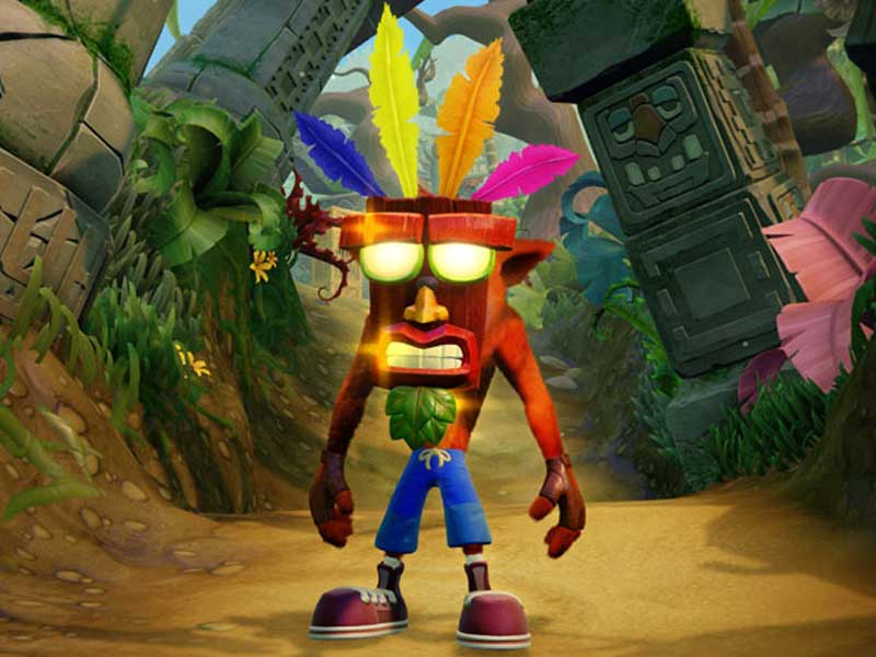 Crash Bandicoot N sane Xbox One