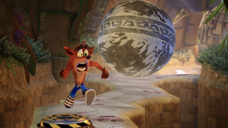 Activision CEO Teases More Can Happen With Crash Bandicoot Franchise