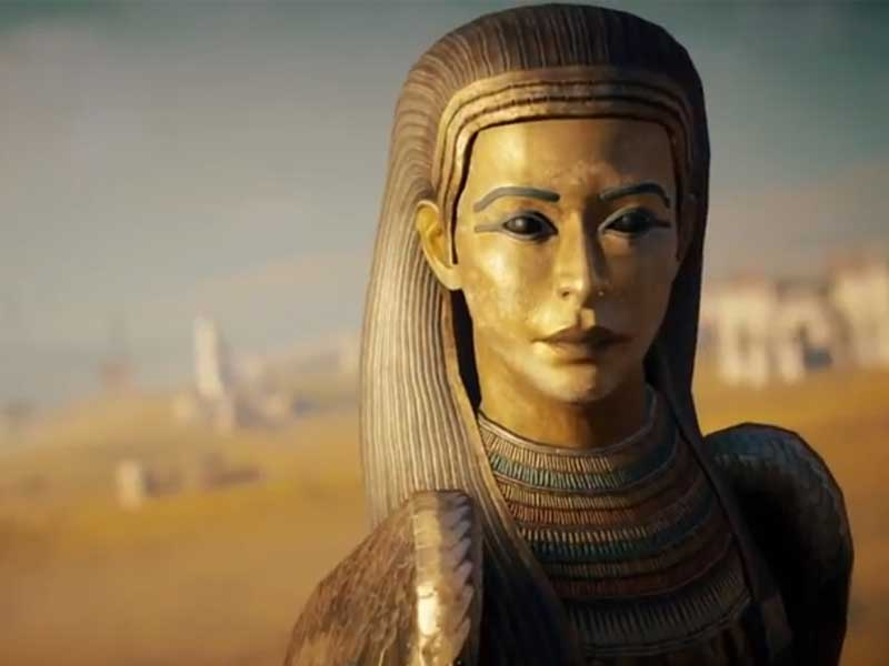 Check out the launch trailer for The Curse of the Pharaohs