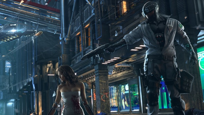 Cyberpunk 2077 is Being Developed with Future Tech in Mind
