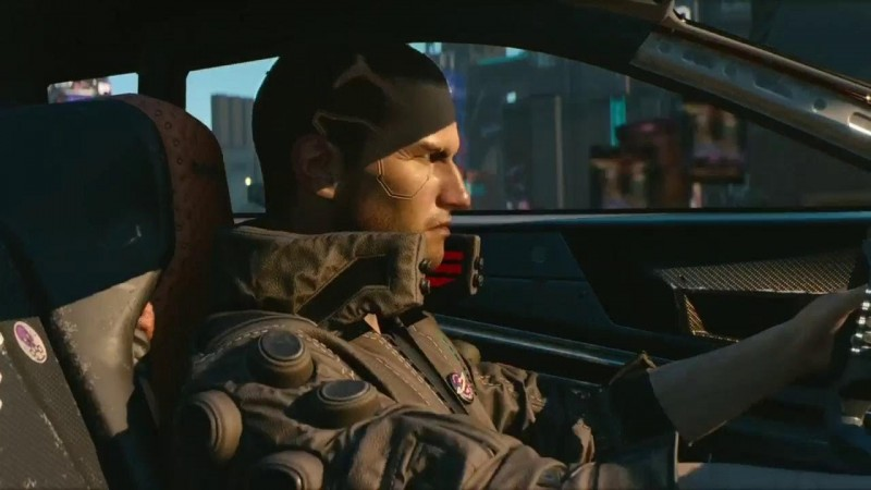 Cyberpunk 2077 Is Coming To PS5 And Next-Xbox