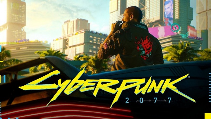Cyberpunk 2077's neon-soaked trailer has us totally sold