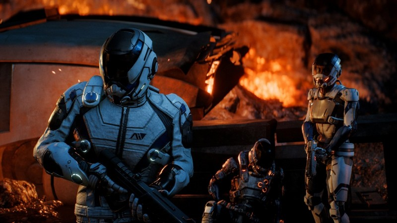 mass effect andromeda how to get rid of console