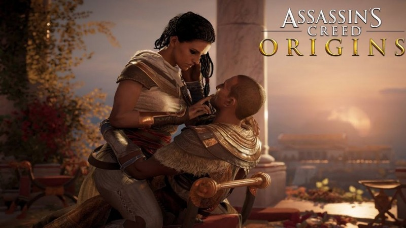 Assassin's Creed Origins Day One Patch