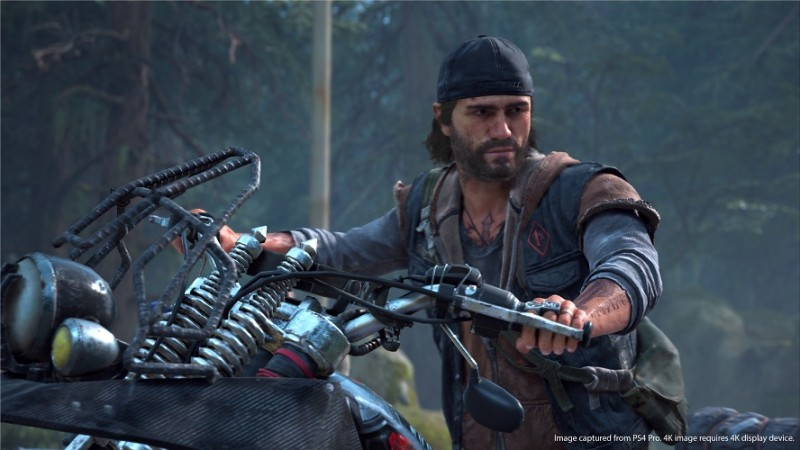Days Gone E3 2018 Demo Preview And Screenshots
