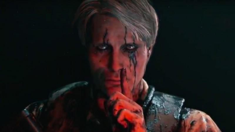 Second Death Stranding Trailer Looks Scary Stars Del Toro