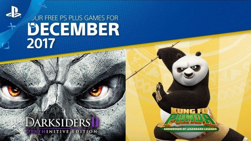 Download Link - December 2017 PS Plus Free Games