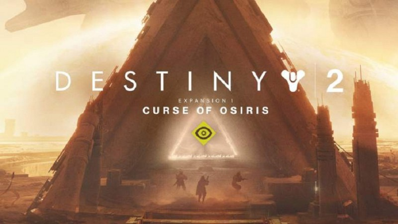 Destiny 2: Curse of Osiris Download And Start Time