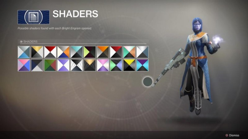 Destiny 2 Shaders Controversy Clarified By Bungie