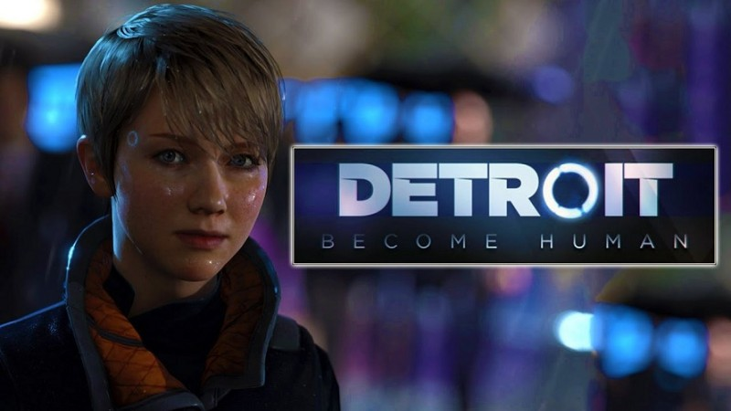 'Detroit: Become Human' Goes Gold, Gets Demo Tomorrow