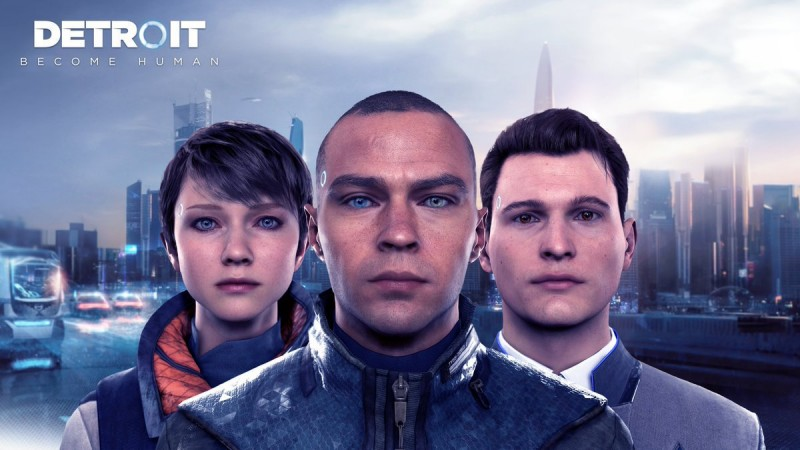Detroit Become Human Sold 1 Million Copies In 2 Weeks
