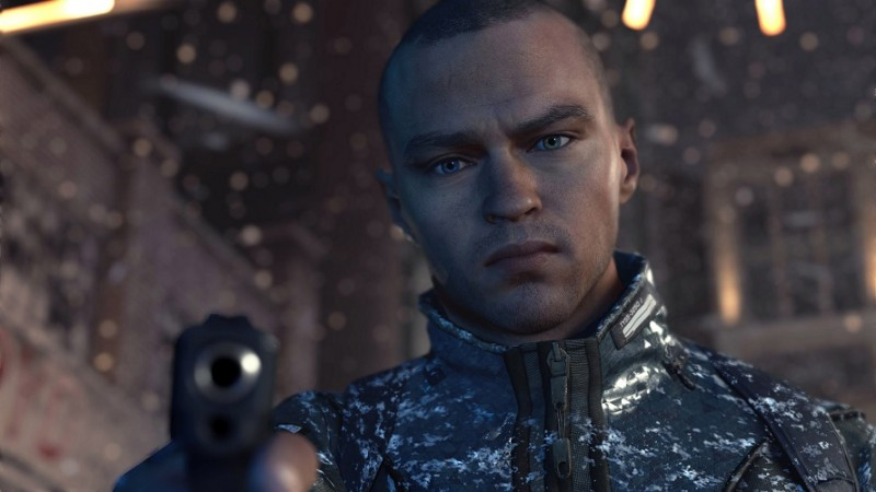Image result for detroit become human screenshots