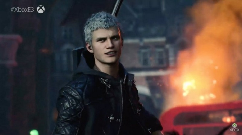Image result for dante devil may cry 5