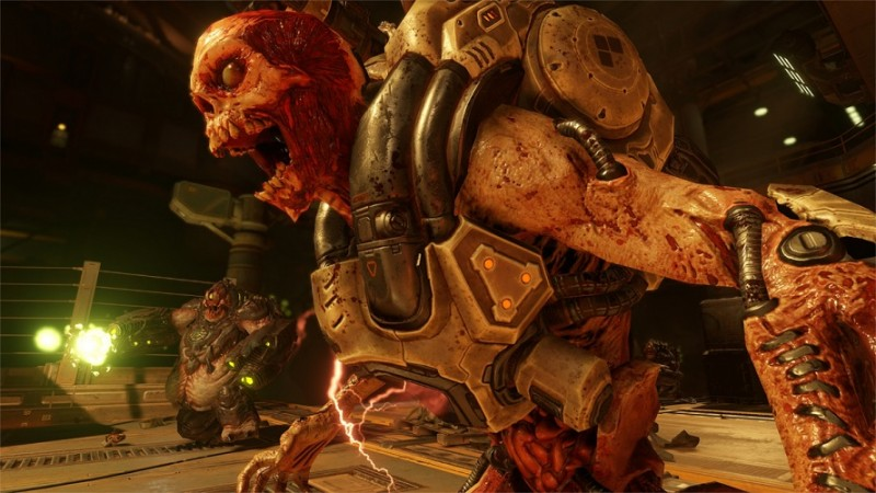 Doom Seems To Run Well On The Switch