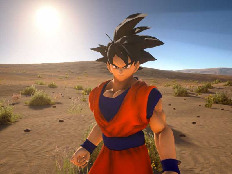 Dragon Ball Fighters Announced, Coming To PS4/XB1/PC