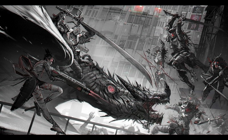 Cliff Bleszinski releases concept art for unreleased games