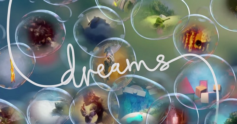 PS4 Exclusive Dreams Will Allow Players To Create VR Games